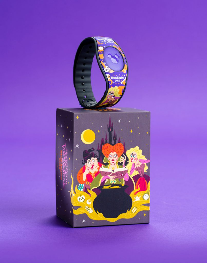 Frightening Finds Available Exclusively at Mickey's Not-So-Scary Halloween Party