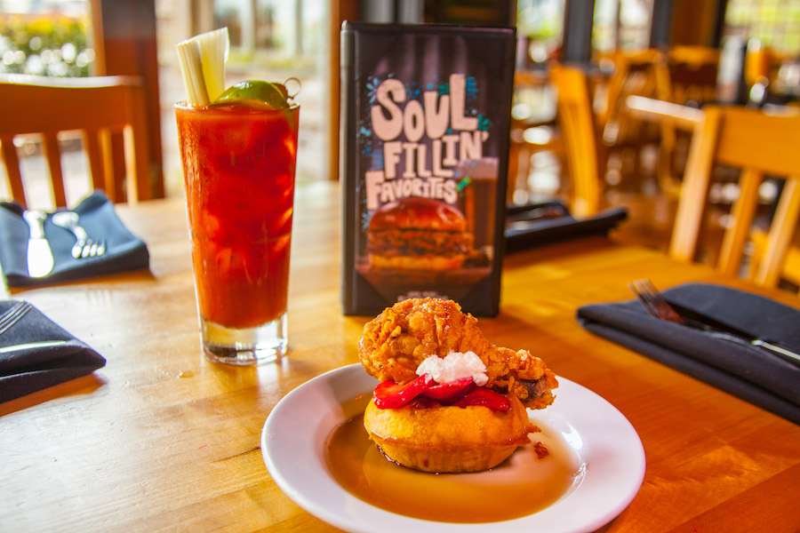 The Best Places to Brunch at Disney Springs