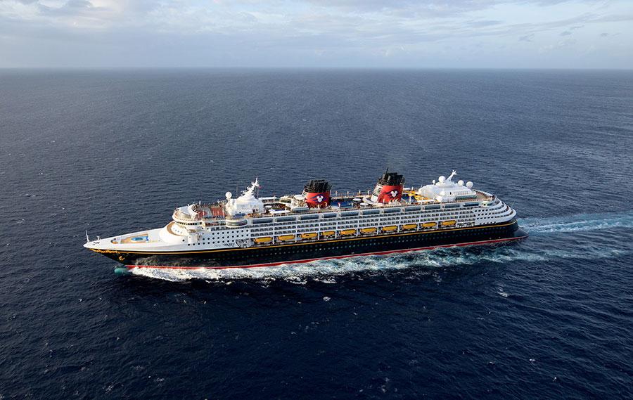 the Disney Wonder