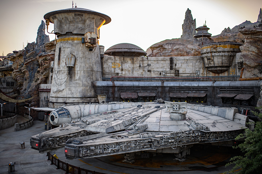 Staying Cool When the Sun Shines Bright at the Disneyland Resort