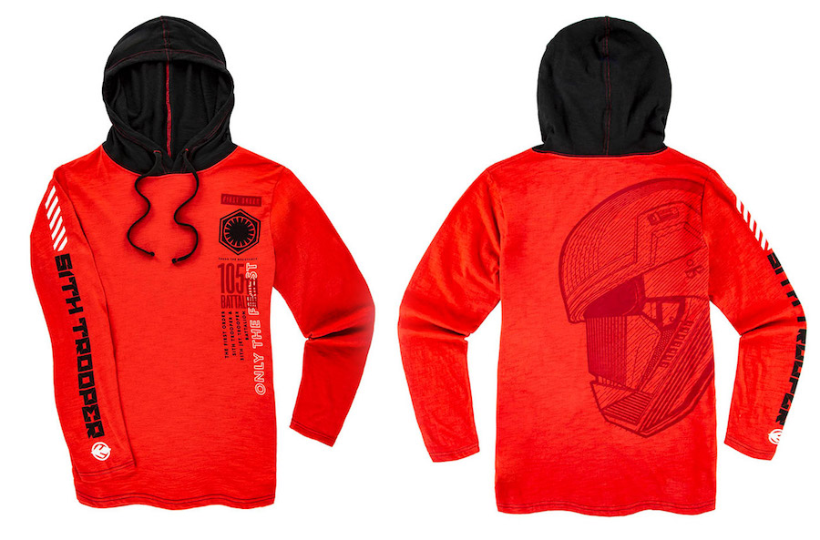 New Sith Trooper Merchandise Inspired by Star Wars: The Rise of Skywalker Arrives at Disney Parks
