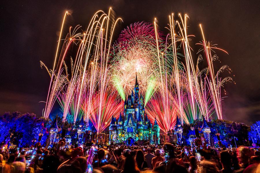 5 Reasons You Must Visit the Walt Disney World Resort This Weekend