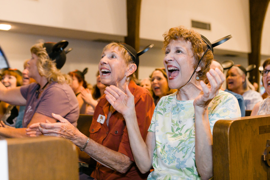 Disney serenades Central Florida Community Arts with surprise $  100,000 donation to help bring arts program to deserving youth