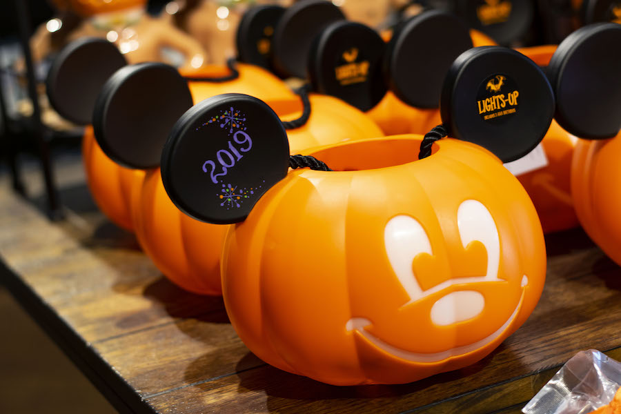 Trick-or-Treat Bucket from Disney Springs