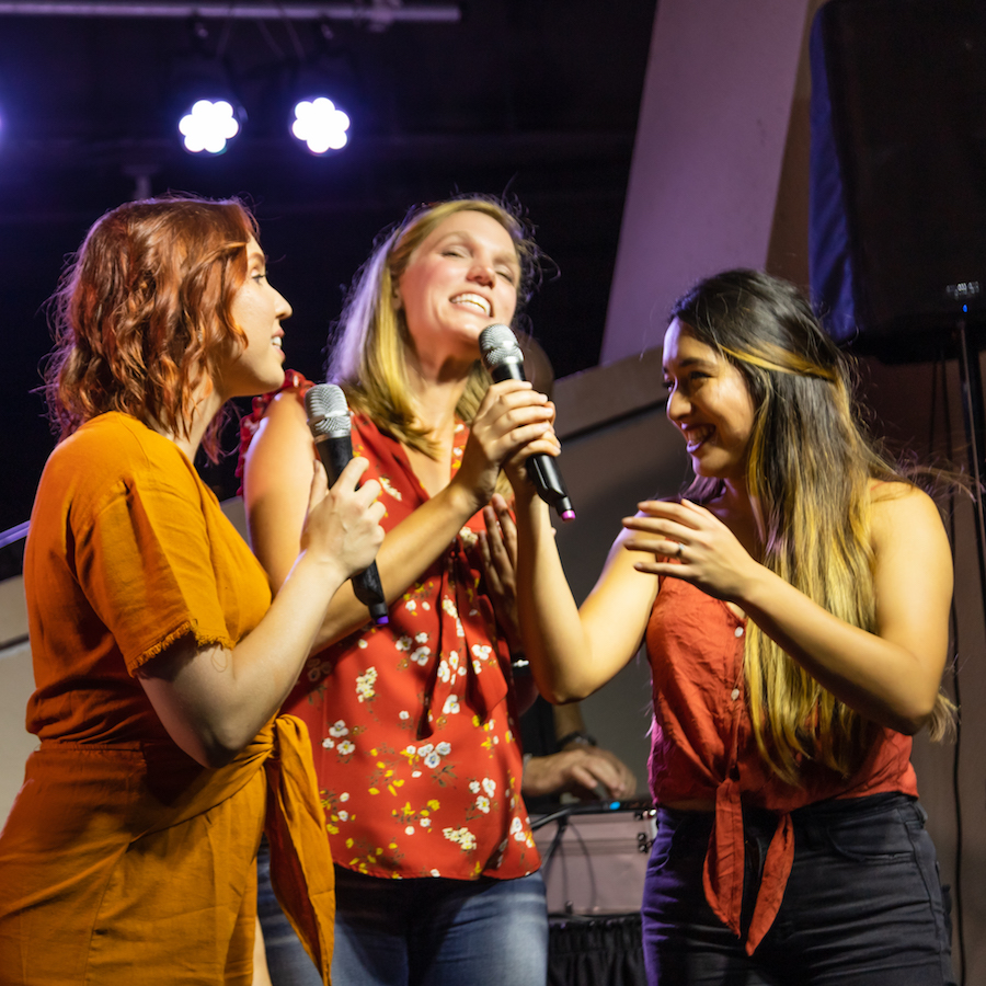 Sing Under the Stars at Karaoke Night at Stargazers Bar at Planet Hollywood