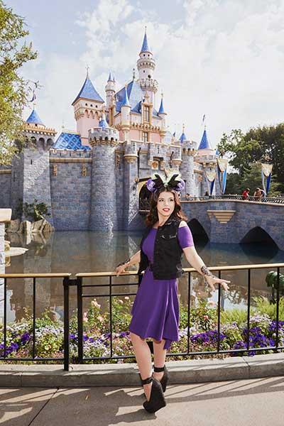 Disney Fans and Social Media Influencers Celebrate Freeform's '30 Days of Disney' at Disneyland Resort