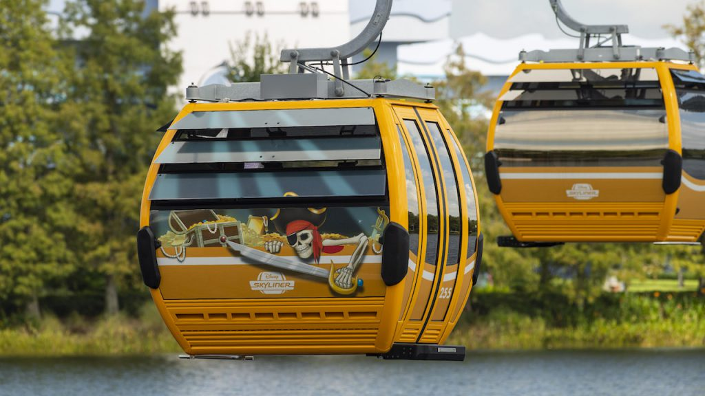 Taking 'Talk Like a Pirate Day' to New Heights at Walt Disney World Resort