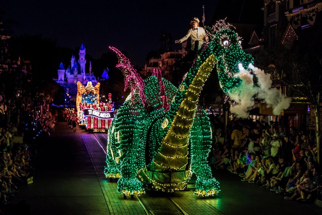 Last Chance to Experience the Glittering 'Main Street Electrical Parade' at Disneyland Park