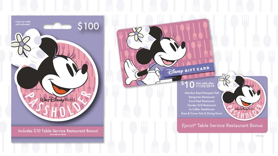 Annual Passholder Gift Card