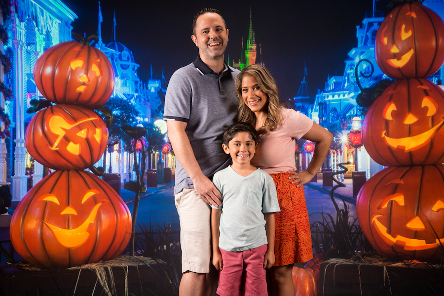 Dead Set on Capturing Halloween Photos? Visit the Disney PhotoPass Studio at Disney Springs