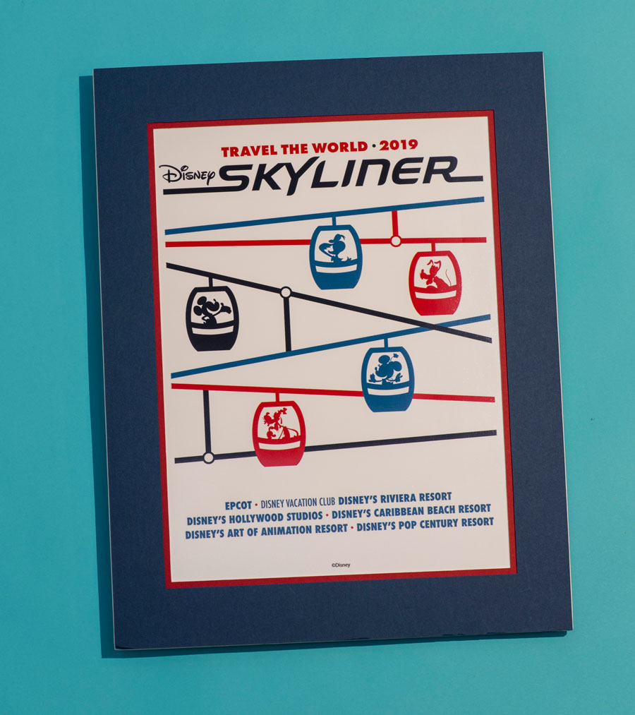 First 'View' of New Disney Skyliner Merchandise Available September 27