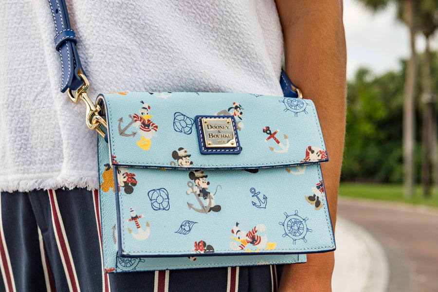 Dooney & Bourke Introduces New Nautical Collection Exclusively for Disney Cruise Line
