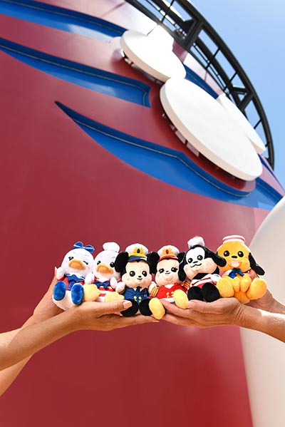 Disney Parks Wishables Now Setting Sail on Disney Cruise Line