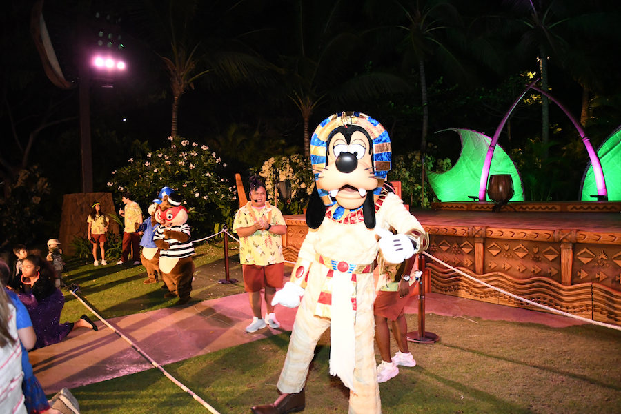 Halloween at Aulani, a Disney Resort & Spa