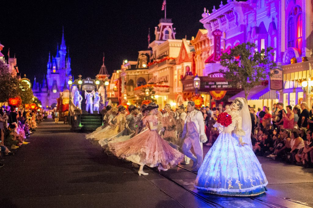 Mickey's Boo-To-You Halloween Parade for Mickey's Not-So-Scary Halloween Party at Magic Kingdom Park
