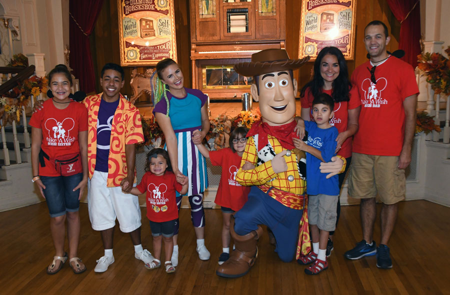 #FeelGoodFriday: Make-A-Wish Kids Have a FriendinUs