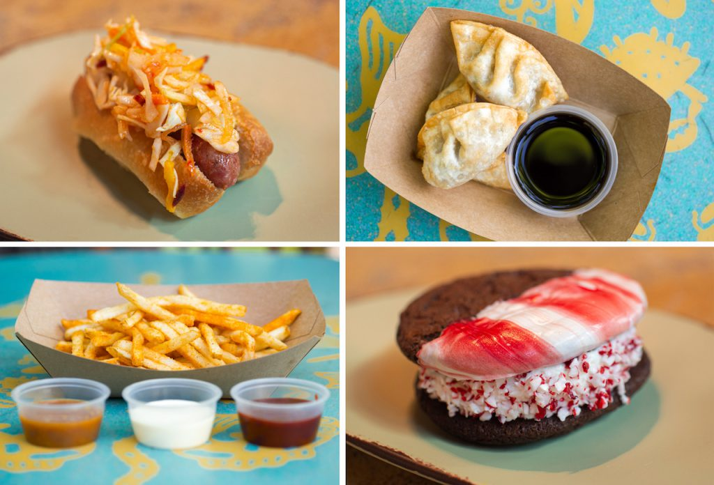 Taste Your Way through Disney's Animal Kingdom with the Winter 2019 Tasting Sampler