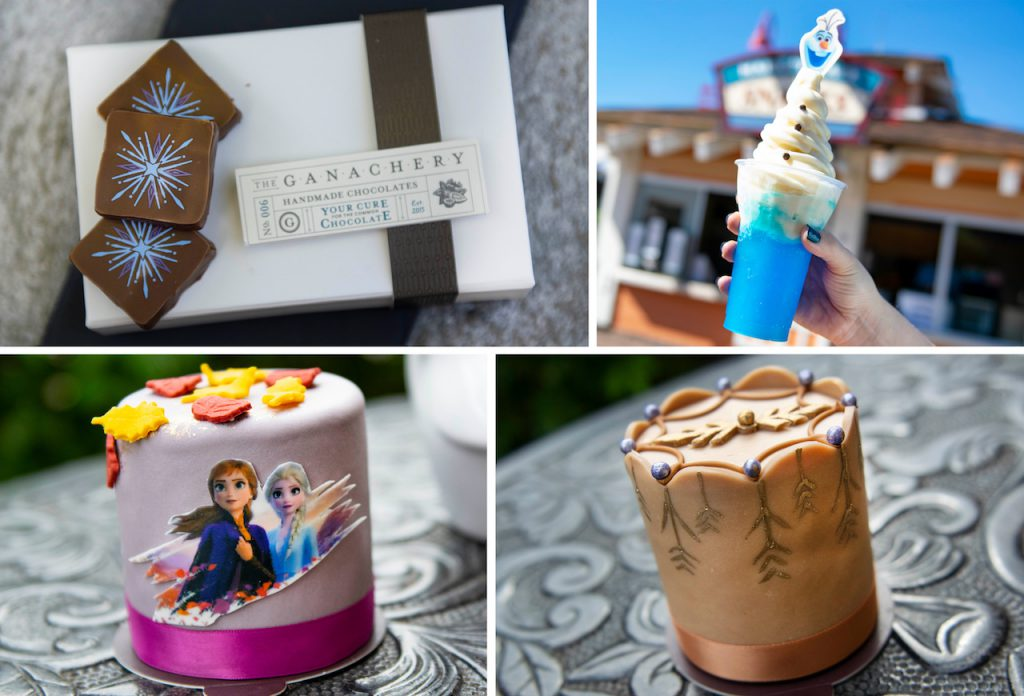 Frozen 2 Offerings at Disney Springs