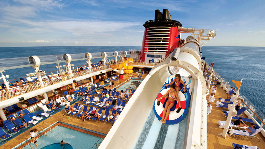 Disney Cruise Line Recognized as the #1 Cruise Line in the World for the Eighth Consecutive Year