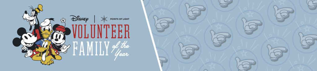 Meet the Nepolas: Finalists for the Disney and Points of Light Volunteer Family of the Year