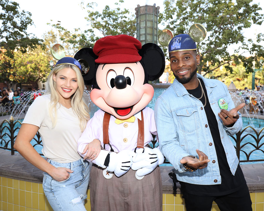 Tune in Tonight for the Biggest 'Dancing With The Stars' Disney Night