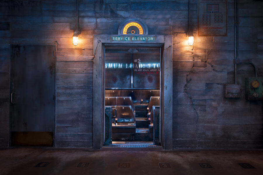 Reimagined Twilight Zone Tower of Terror Attraction at Disneyland Paris Includes New Storylines, More Chills and Thrills