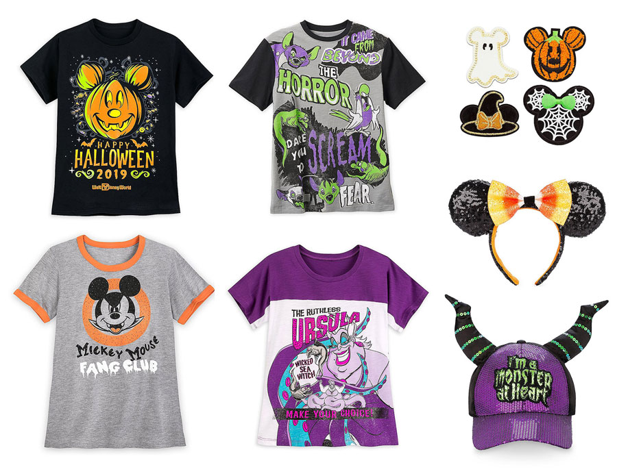 Spooktacular Shopping and Glam Looks at DisneyStyle on October 24