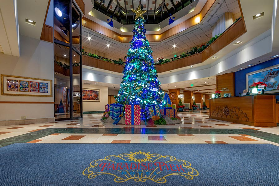 10 Twinkling Ways to Enjoy the Holidays at the Hotels of Disneyland Resort