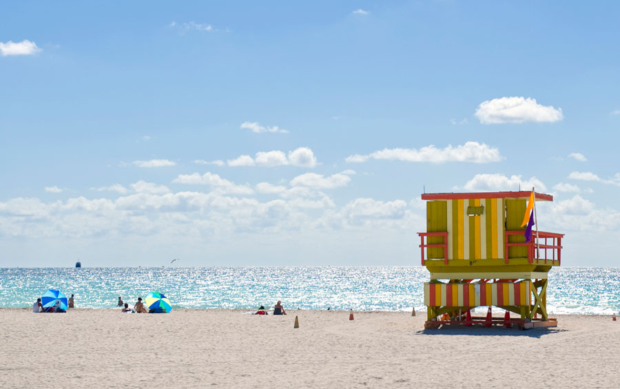 Top Five Reasons Your Family Should Sail from Miami