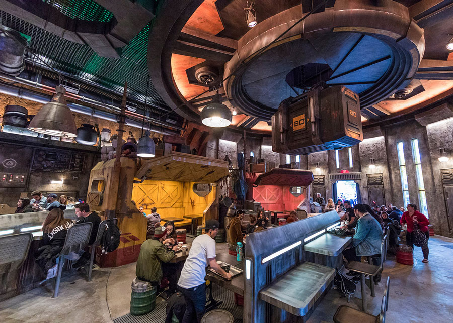 Seven Experiences that Every Young Adult Will Love inside Star Wars: Galaxy's Edge