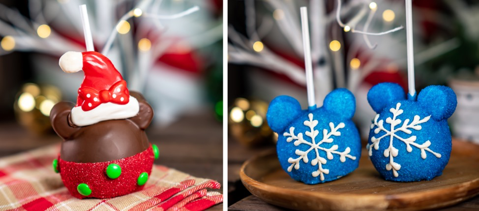 Candy Guide to 2019 Holidays at Disneyland Resort