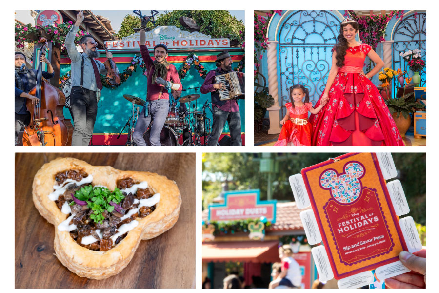 VIDEO: Celebrate Traditions and Cultural Diversity at Disney Festival of Holidays in Disney California Adventure Park