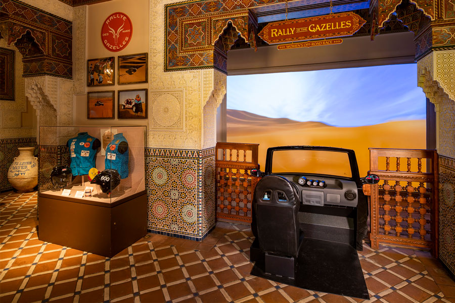 New Exhibit Now Open Inside Epcot Morocco Pavilion Gallery