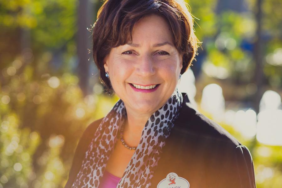 Nancy Seruto, Walt Disney Imagineering creative executive for Shanghai Disney Resort