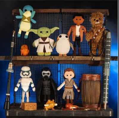 Find Star Wars-Inspired Gifts at Disney Parks this Holiday Season