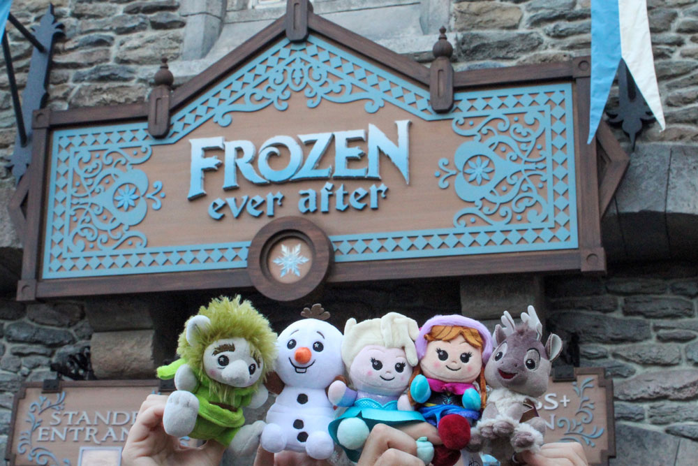 Feed Your Frozen Fever with the Newest Wishables Collection Inspired by Frozen Ever After