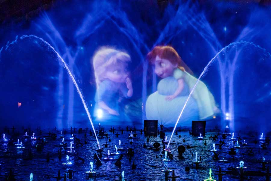 'Frozen' Experiences Worth Melting Over at Disneyland Resort