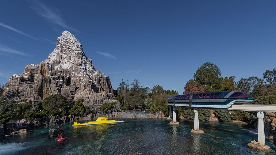 Disneyland Monorail celebrates 60 years at the Disneyland Resort