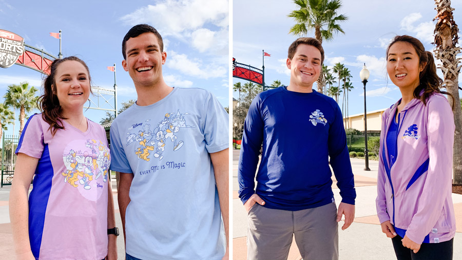 Add Magic to Every Mile with New runDisney Merchandise!