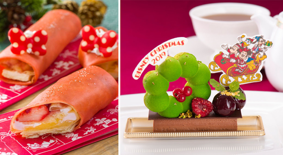 Take a Look at All the Fun Holiday Merchandise and Treats Available at Disney Parks Around the World