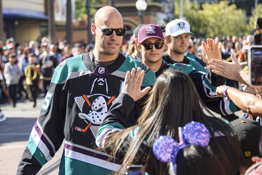 Gear Up for Anaheim Ducks Day, Returning to Disney California Adventure Park on Jan. 8