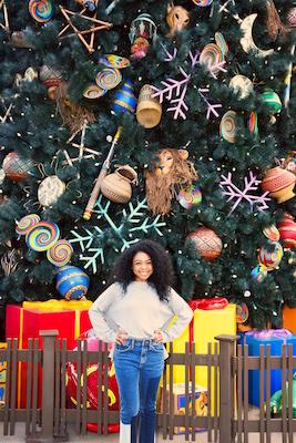 Holiday Photo Ops by Disney PhotoPass at Disney's Animal Kingdom