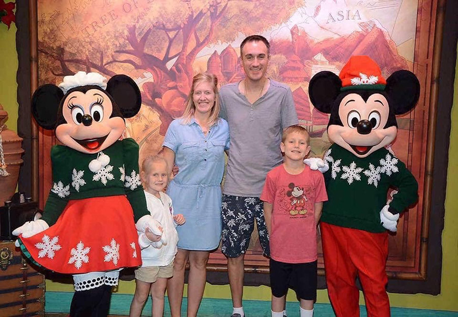 Moms Panel Monday: Disney Christmas Memories