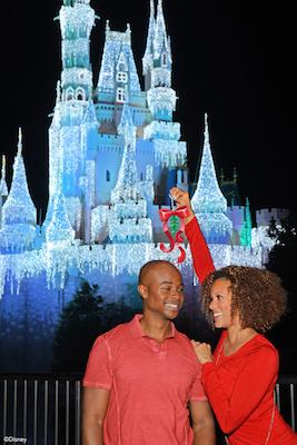 Holiday Photo Ops by Disney PhotoPass at Magic Kingdom Park