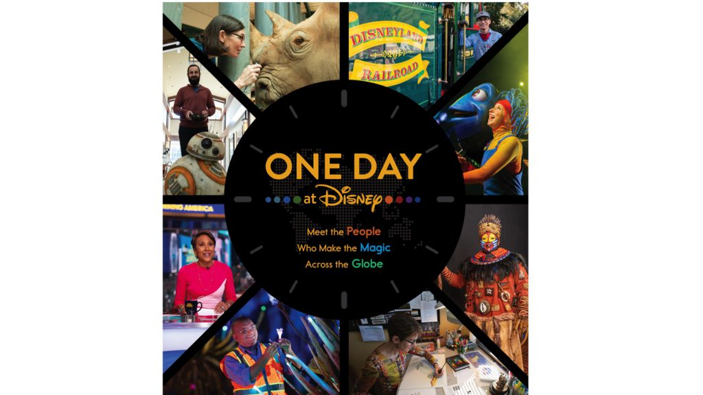 'One Day at Disney' Book