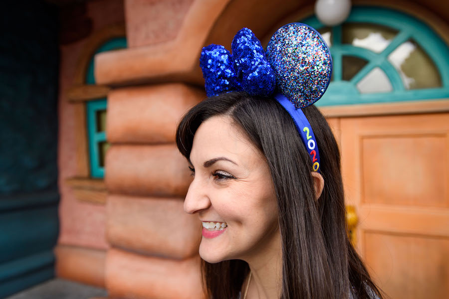 Ring in the New Year with the Disney Parks 2020 Collection