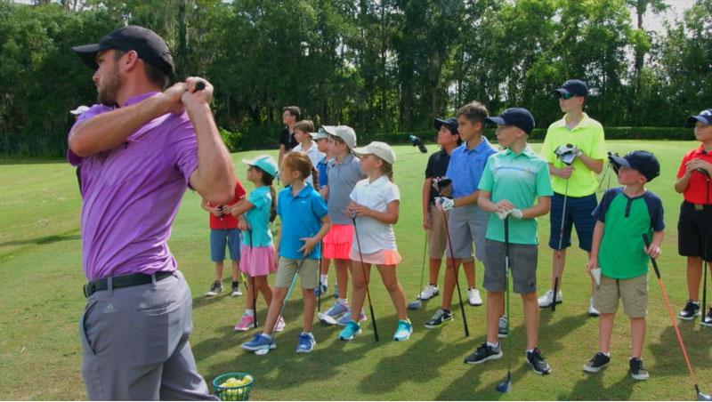 Sharpen Your Golf Game During the Holidays at Walt Disney World Resort