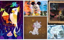 Downtown Disney collectibles showcase december 2019