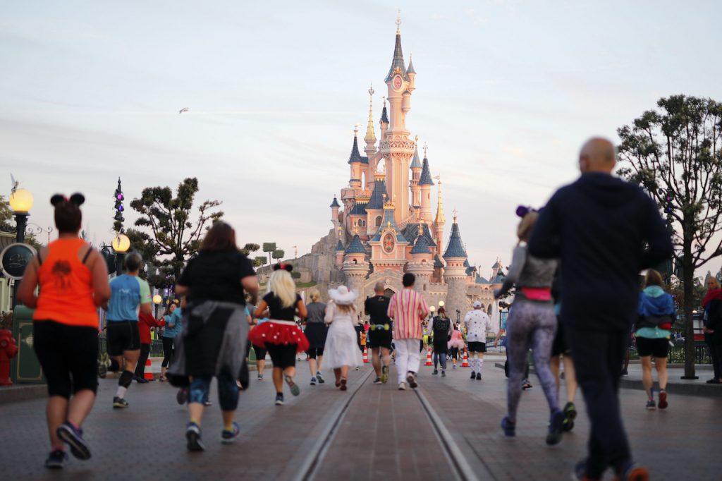 First-Ever Disneyland Paris Princess Run Coming in May 2020