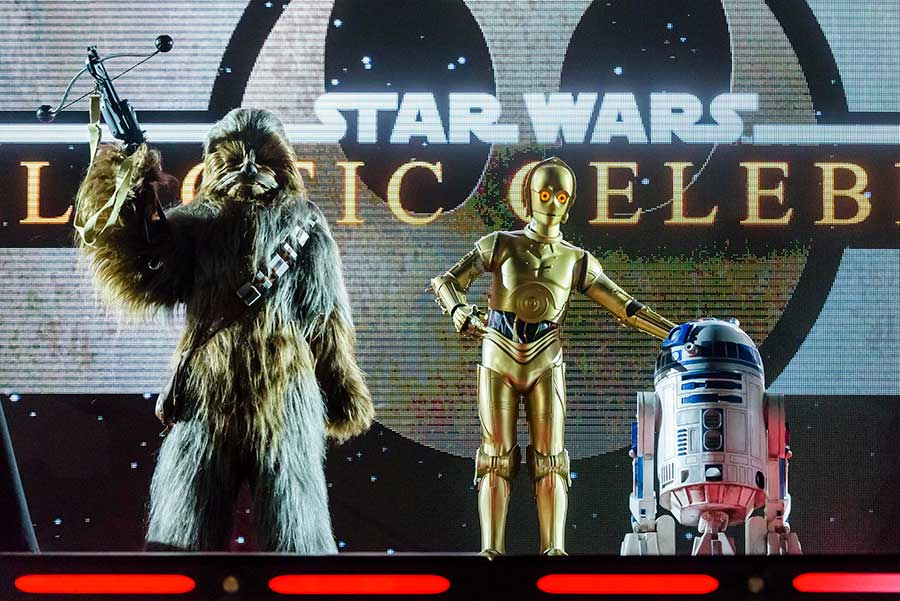 Step Into the Action with Star Wars and Frozen Seasons at Disneyland Paris